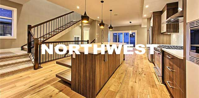 Northwest Calgary